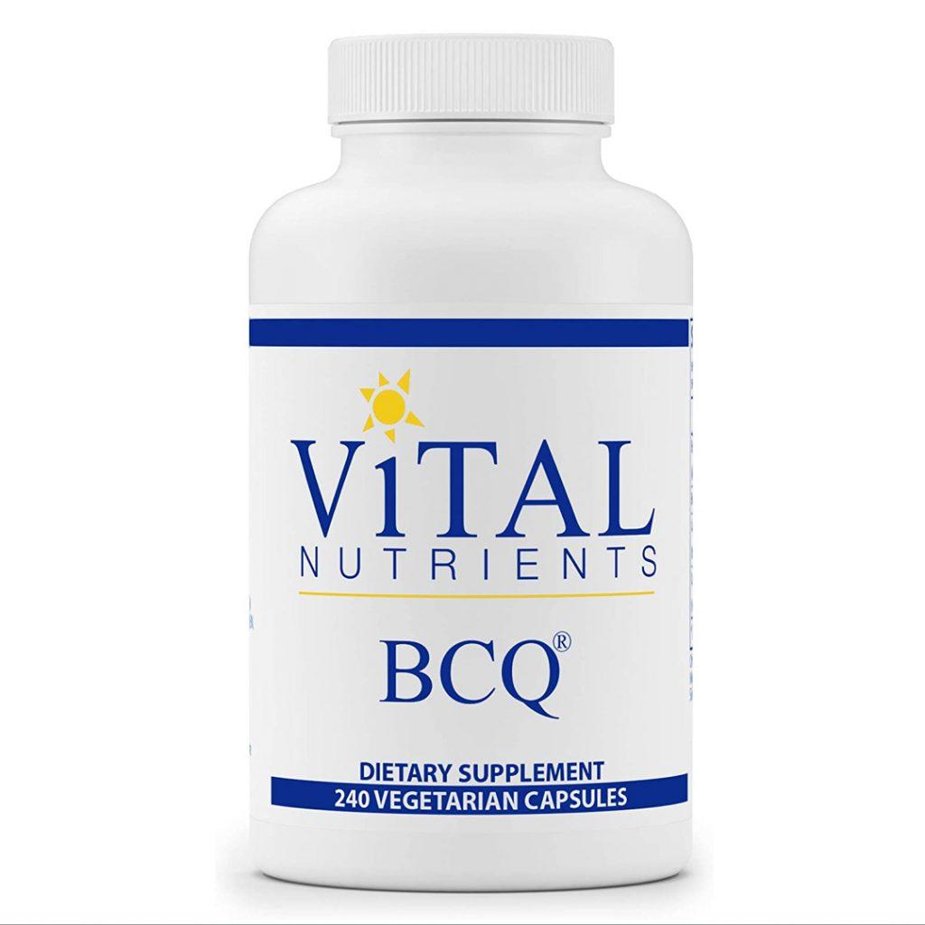 Vital Nutrients BCQ Supplement