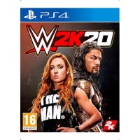 WWE 2K20 for PS4