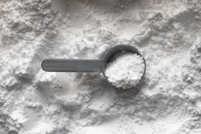 Creatine Powder Supplement