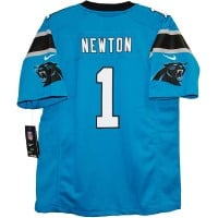 Cam Newton Panthers jersey