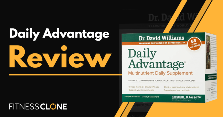 Daily Advantage Review – Should You Use This Multinutrient By Dr. David Williams?