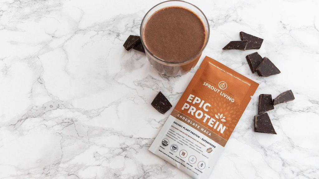 Epic Protein Chocolate Maca