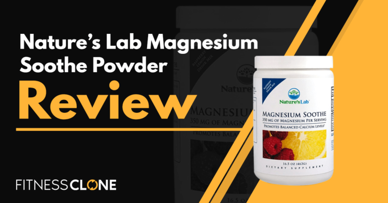Nature's Lab Magnesium Soothe Powder Review – Is It Worth The Cost?