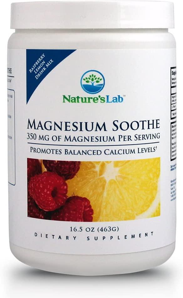 Nature's Lab Magnesium Soothe Powder