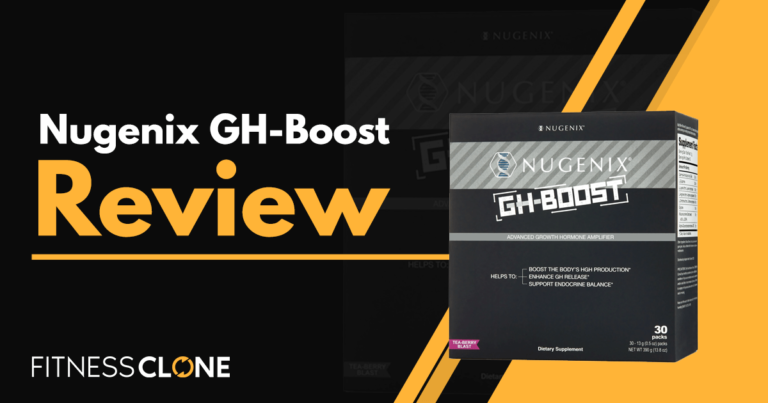 Nugenix GH-Boost Review – Can This GNC Supplement Keep You Feeling Young?
