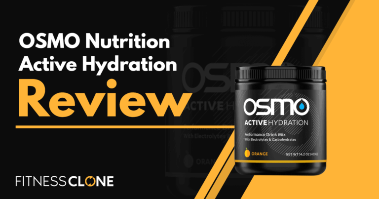 OSMO Nutrition Active Hydration Review – Do You NEED This Hydration Mix?