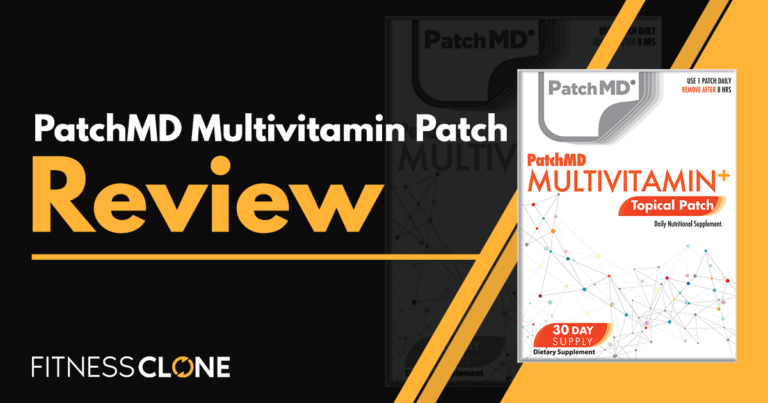 PatchMD Multivitamin Patch Review – Does It Have The Vitamins You Need?