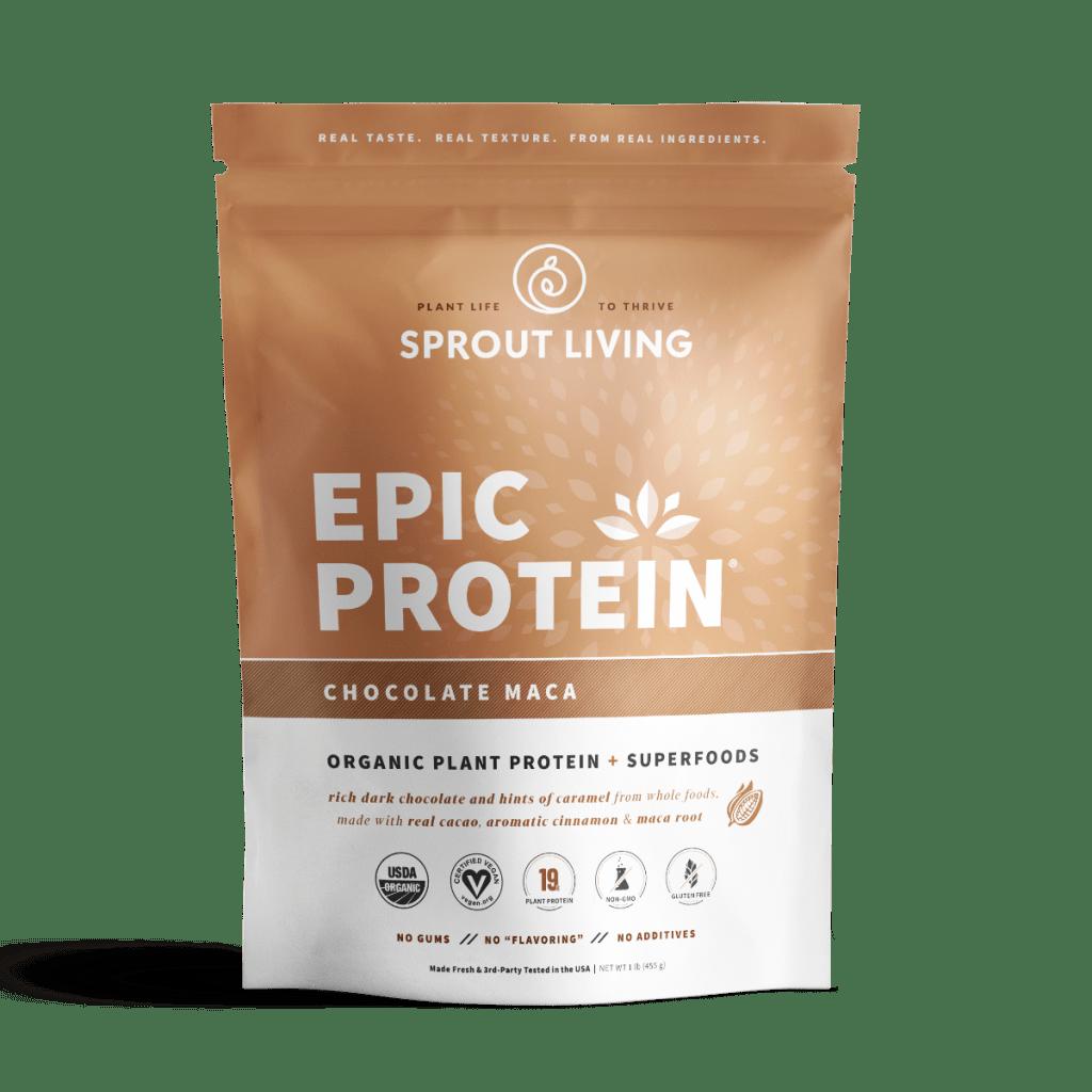 Epic Protein Chocolate Maca Bag