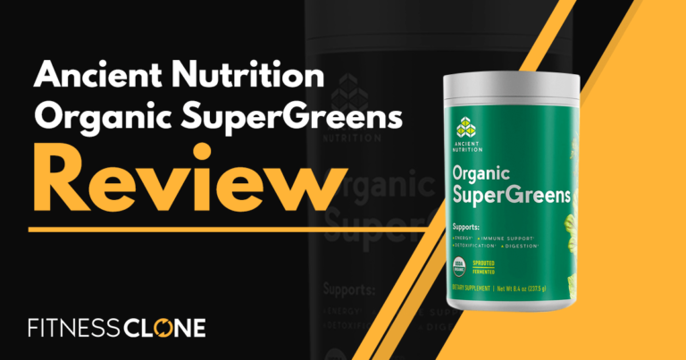 Ancient Nutrition Organic SuperGreens Review – How Does This Powder Measure Up?