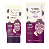 Aveeno Absolutely Ageless Pre-Tox masks