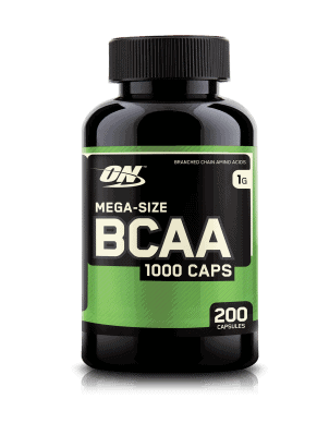 BCAA Caps by Optimum Nutrition