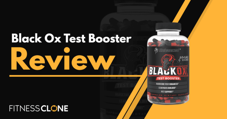 Black Ox Test Booster Review – How Does This Natural Booster Measure Up?