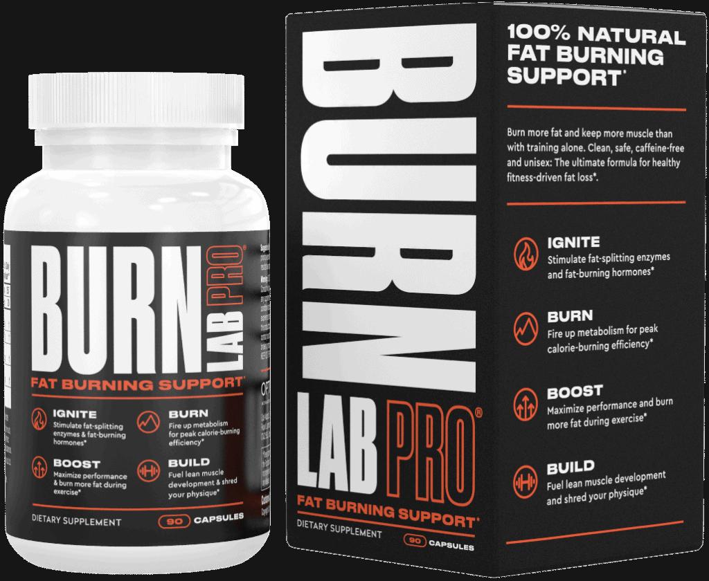 Burn Lab Pro Supplement