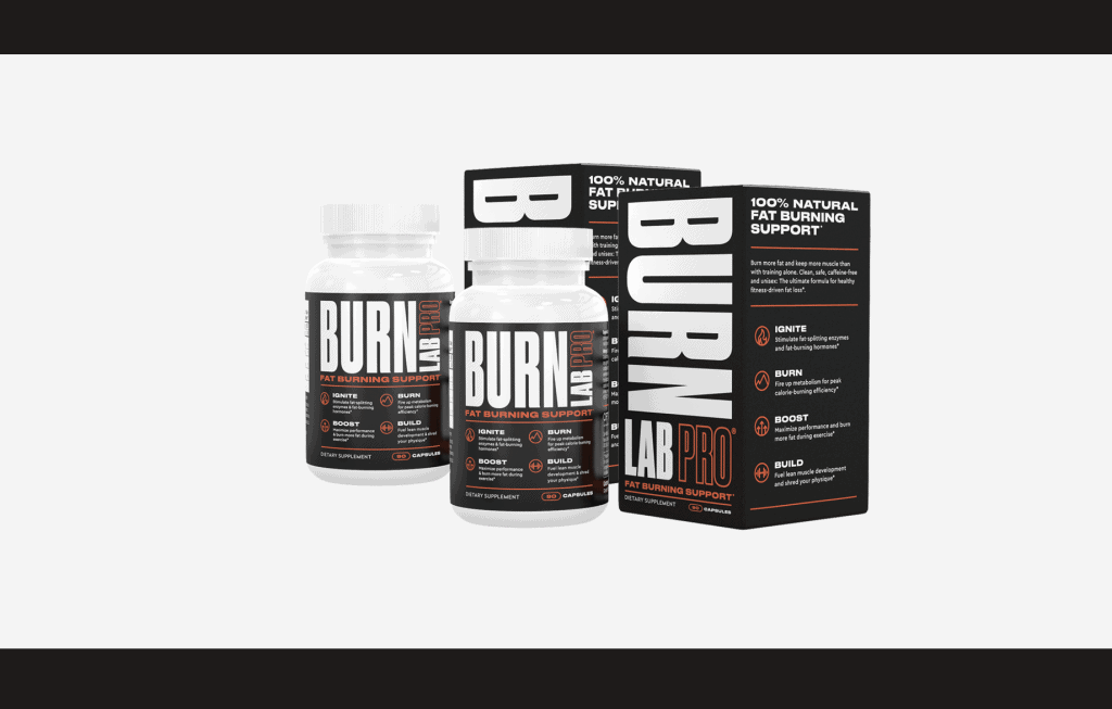 Burn Lab Pro Boxes