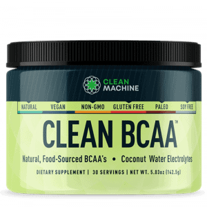 CLEAN BCAA by Clean Machine 30 servings
