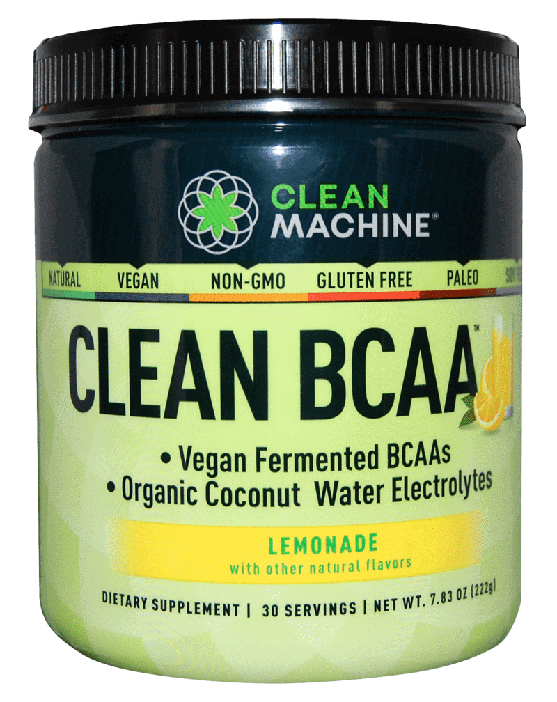 Clean BCAA by Clean Machine Lemonade