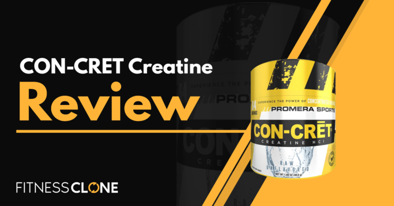 CON-CRET Creatine Review – Is It Really Worth The Purchase?