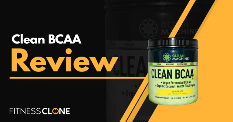 Clean BCAA Review – Should You Use This Clean Machine Supplement?