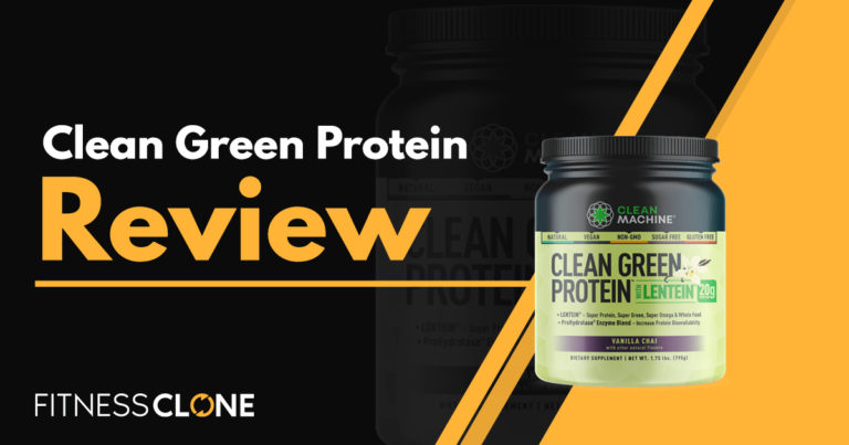 Clean Green Protein Review – Does This Clean Machine Protein Really Work?