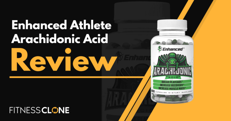 Enhanced Athlete Arachidonic Acid Review – Will It Help You Build Muscle?