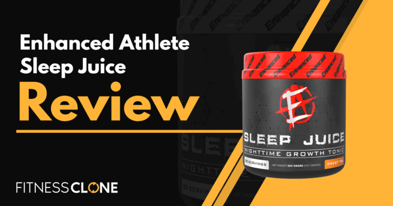 Enhanced Athlete Sleep Juice Review – Will It Really Benefit Your Sleep?