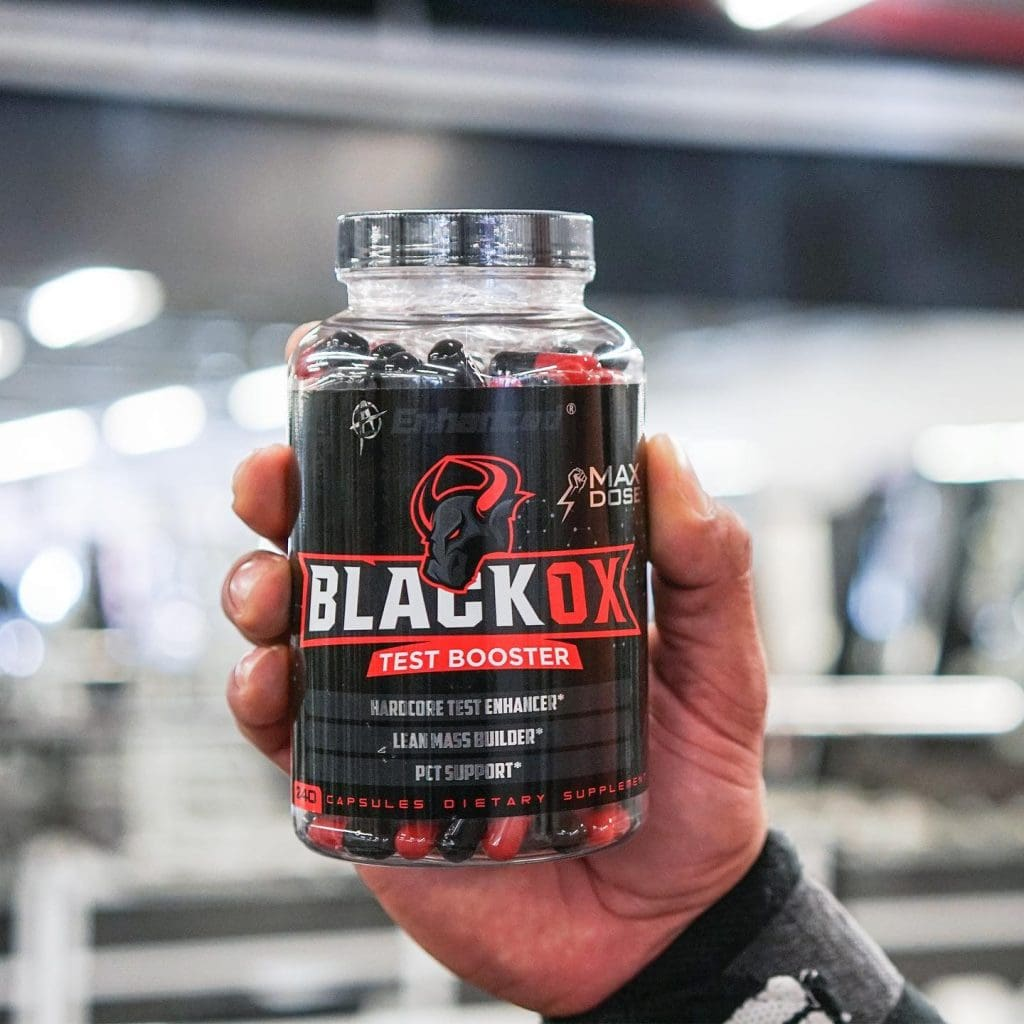 Black Ox Test Booster Supplement