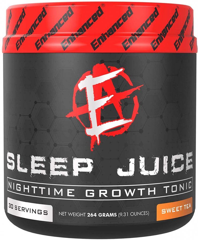 Enhanced Athlete Sleep Juice Tonic