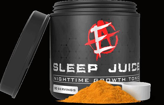Enhanced Athlete Sleep Juice Powder