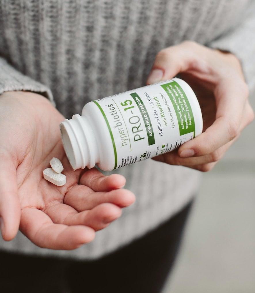 Hyperbiotics Pro-15 Supplement
