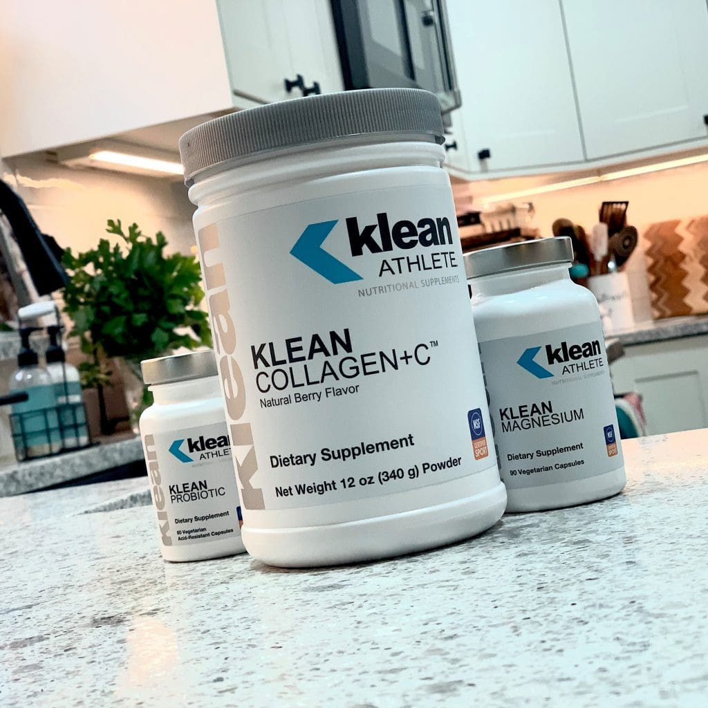 Klean Athlete Klean Collagen