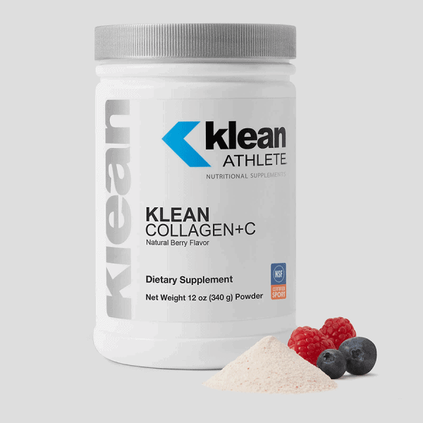 Klean Collagen +C Natural Berry