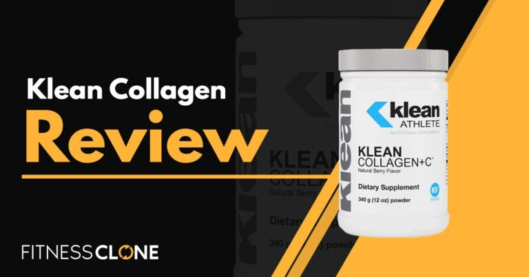Klean Collagen Review – Should You Add It To Your Routine?