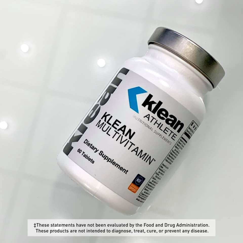 Klean Multivitamin Formulated For Athletes