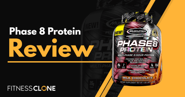 Phase 8 Protein Review – A Look At MuscleTech's Protein Powder