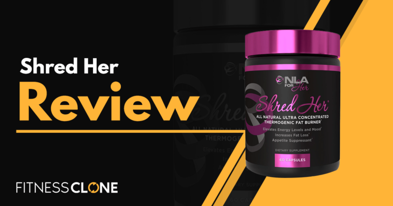 Shred Her Review – Is This Natural Fat Burner Worth Buying?