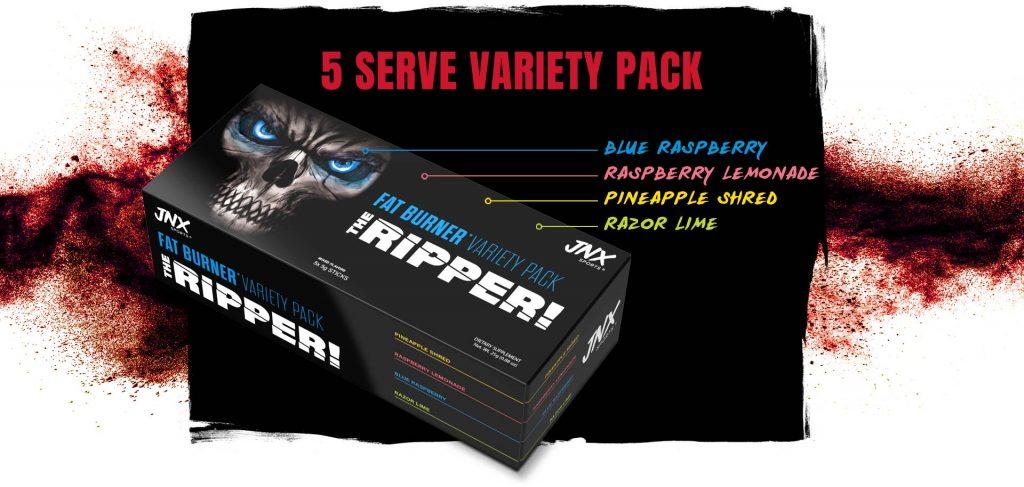JNX Sports The Ripper Box