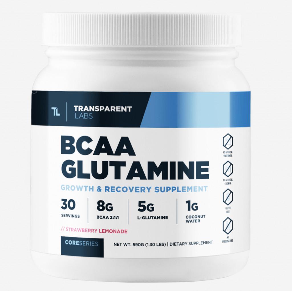 Transparent Labs BCAA + Glutamine