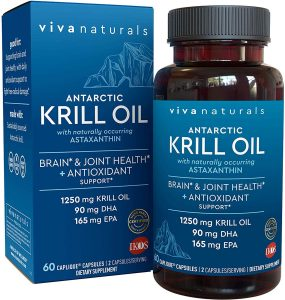 Viva Naturals Antarctic Krill Oil