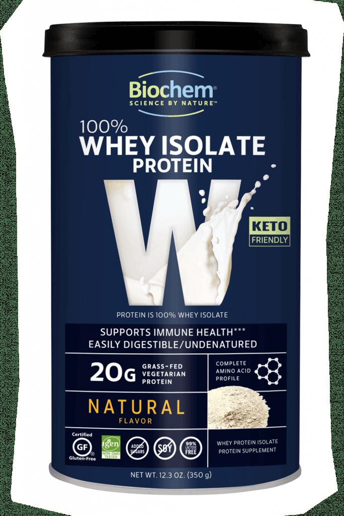 BioChem Whey Protein Natural