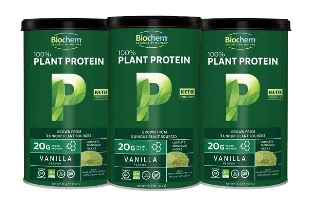Biochem Plant Protein 3 Pack