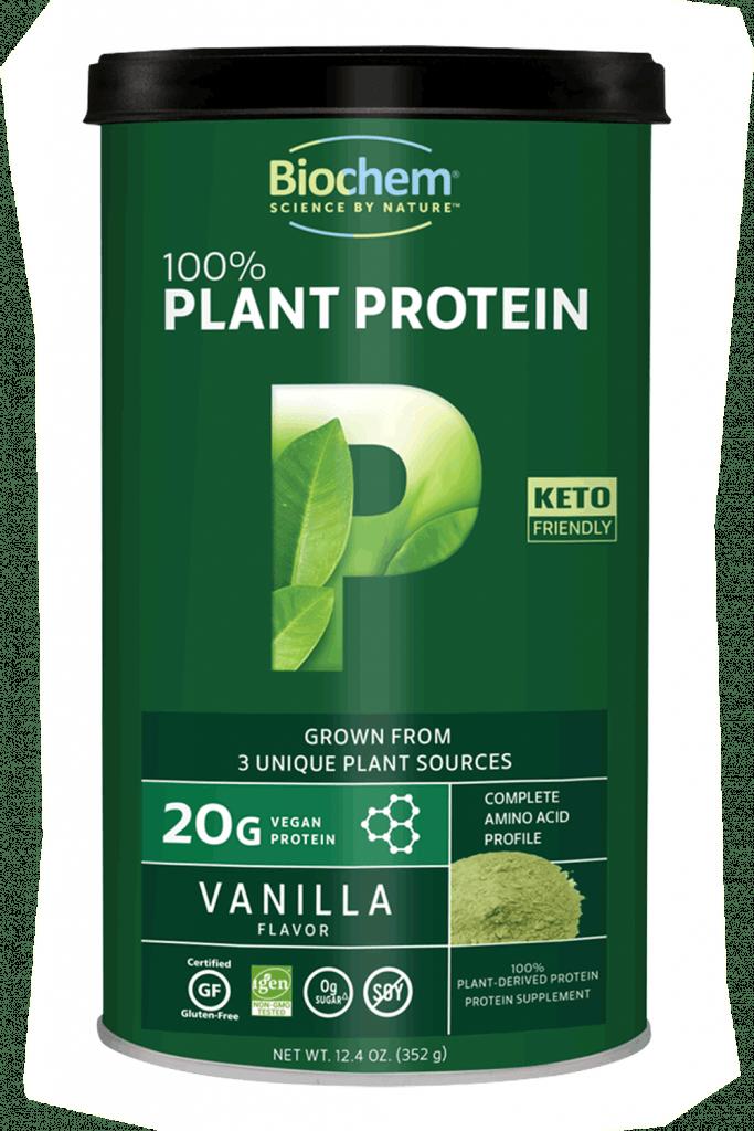 Biochem Plant Protein Supplement