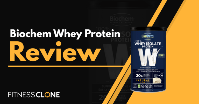 Biochem Whey Protein Review – How Does It Measure Up?
