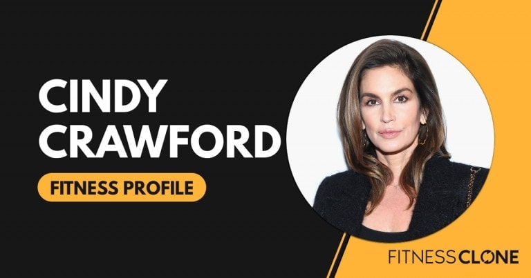 Cindy Crawford Workout and Diet