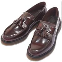 Dr. Martens tassle loafers