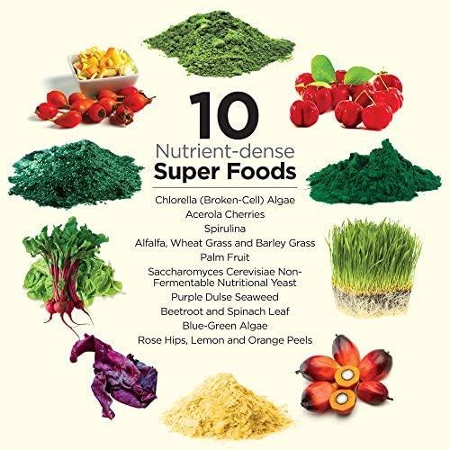 Dr. Schulze's SuperFood Plus Ingredients
