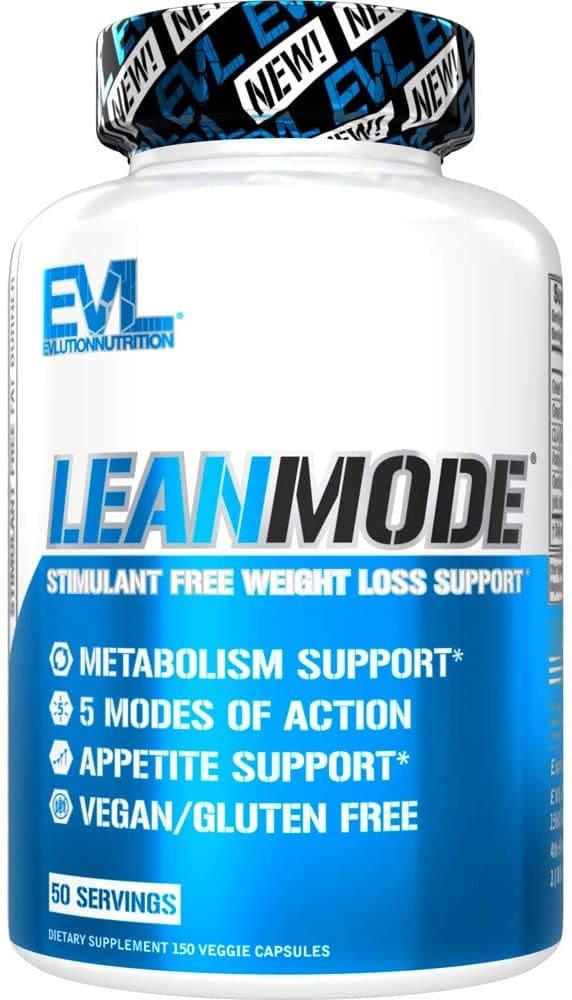 Evlution Nutrition LeanMode Stimulant-Free
