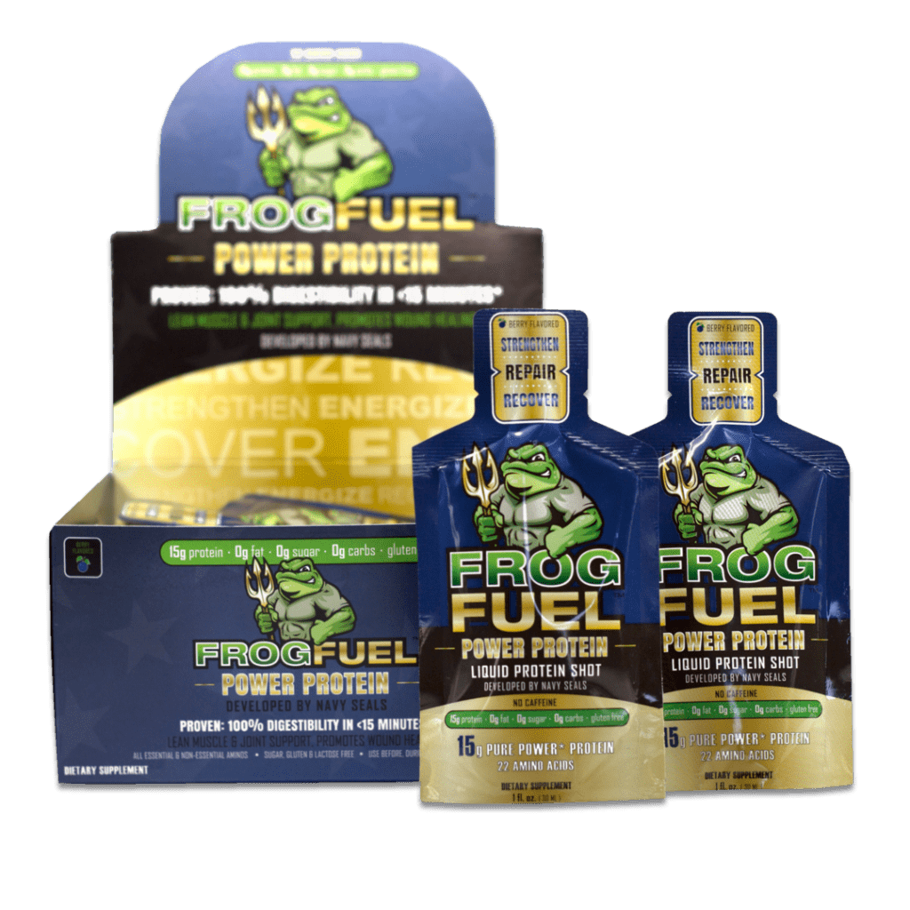 Frog Fuel Power Protein