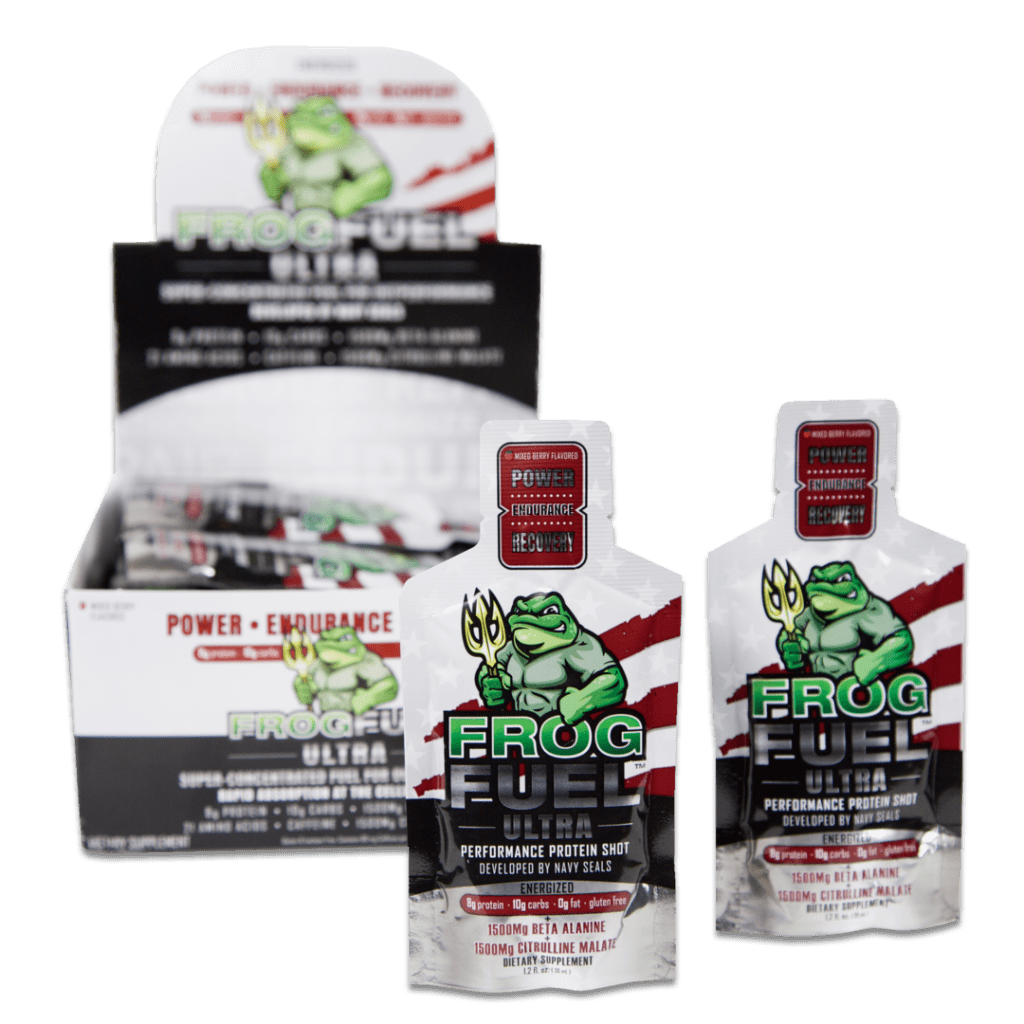 Frog Fuel Ultra Energized