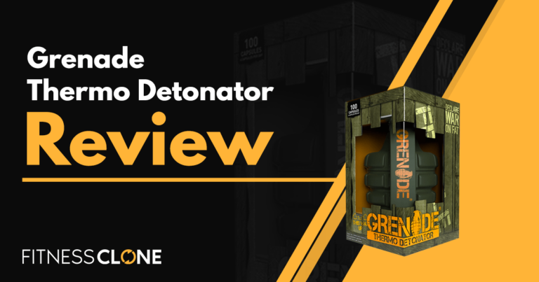 Grenade Thermo Detonator Review – Will It Really Burn Away Fat?