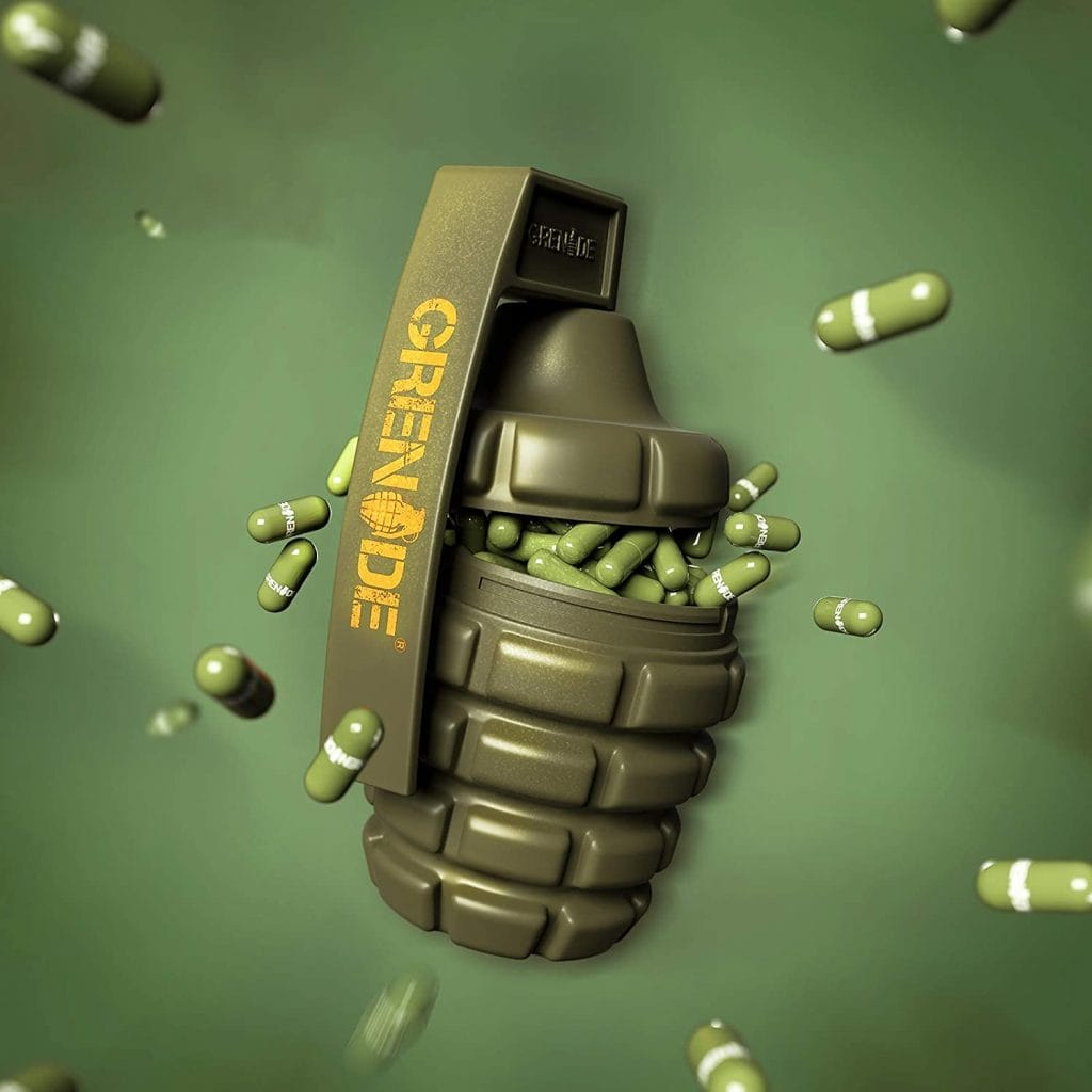 Grenade Thermo Detonator Supplement